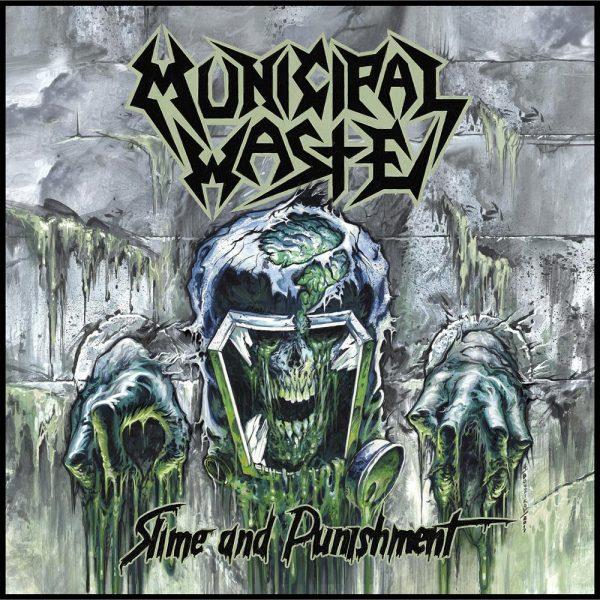 Municipal Waste album cover