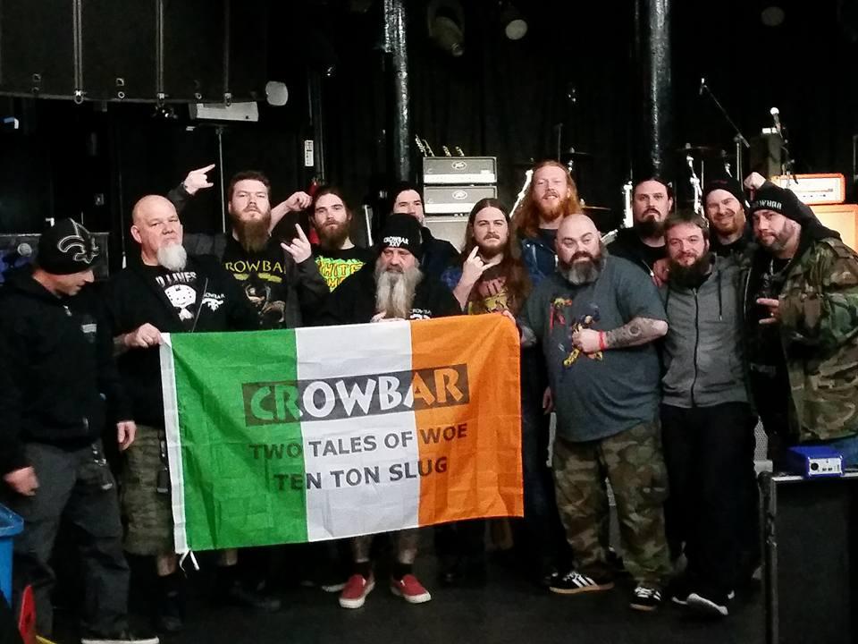 Crowbar:Two Tales of Woe: Ten Ton SLug
