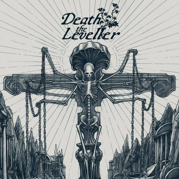 DEATH THE LEVELLER EP COVER