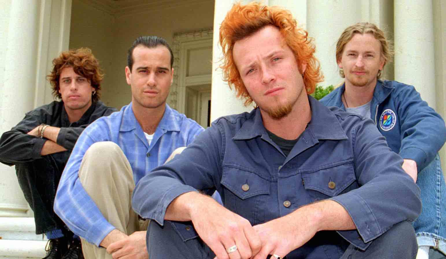 группа Stone Temple Pilots