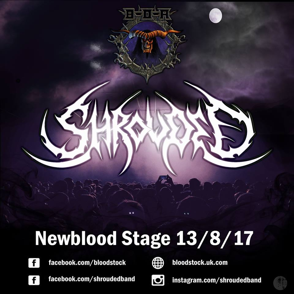 Shrouded Bloodstock