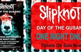 Slipknot day of the gusano banner