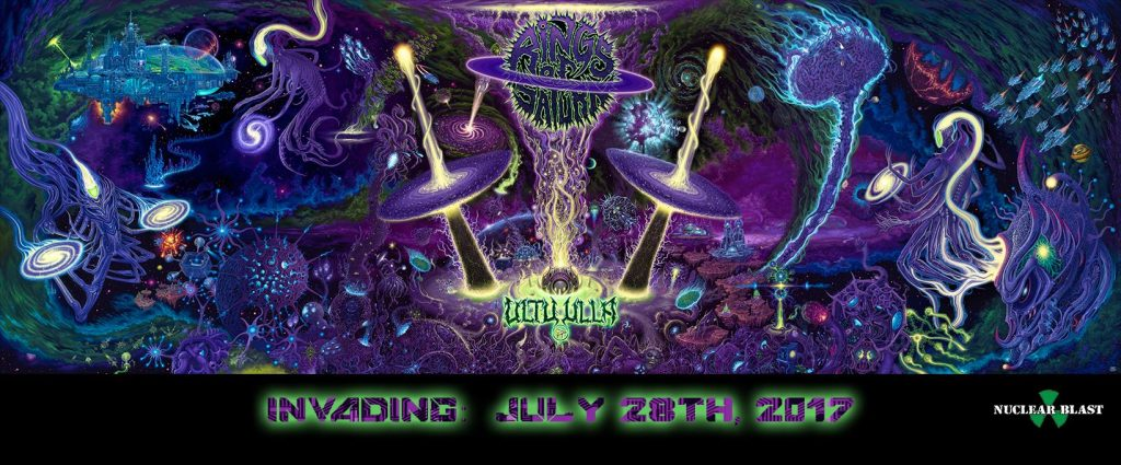 rings of saturn banner