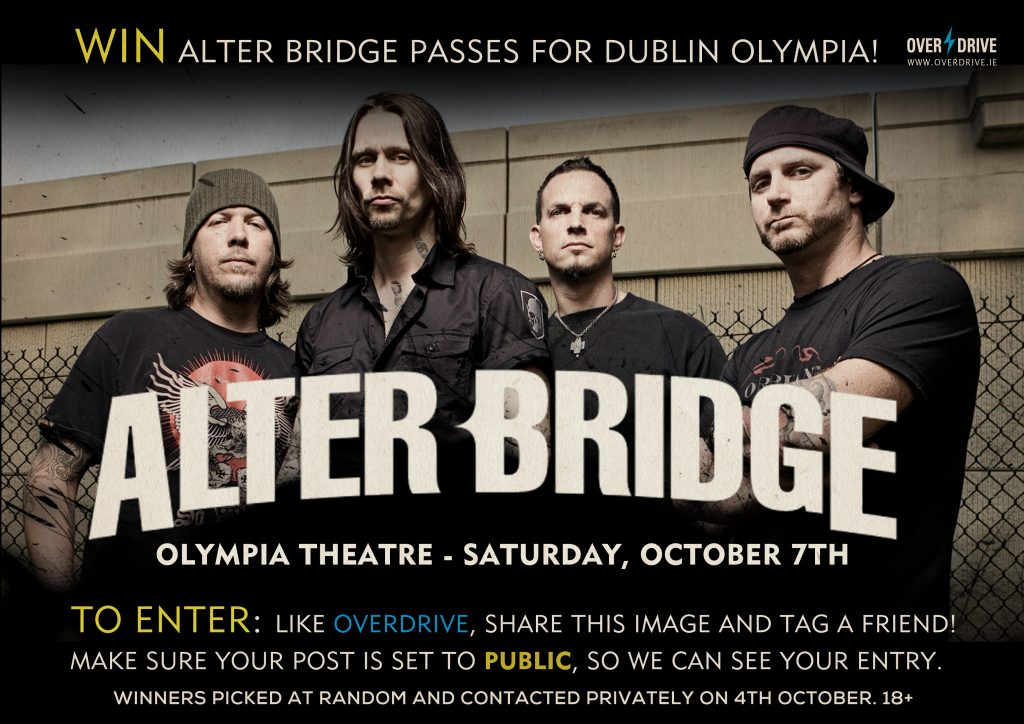 ALTERBRIDGE COMP -