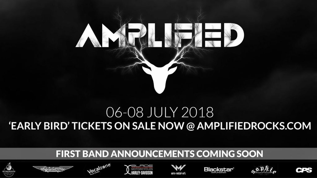 AMPLIFIED MUSIC FESTIVAL
