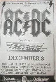 Fastway : AC:DC