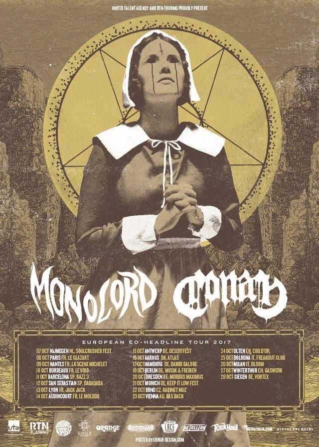 Monoloard tour