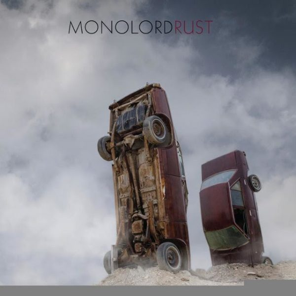 Monolord - Rust Cover