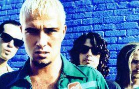 Stone Tempe Pilots promo 90's