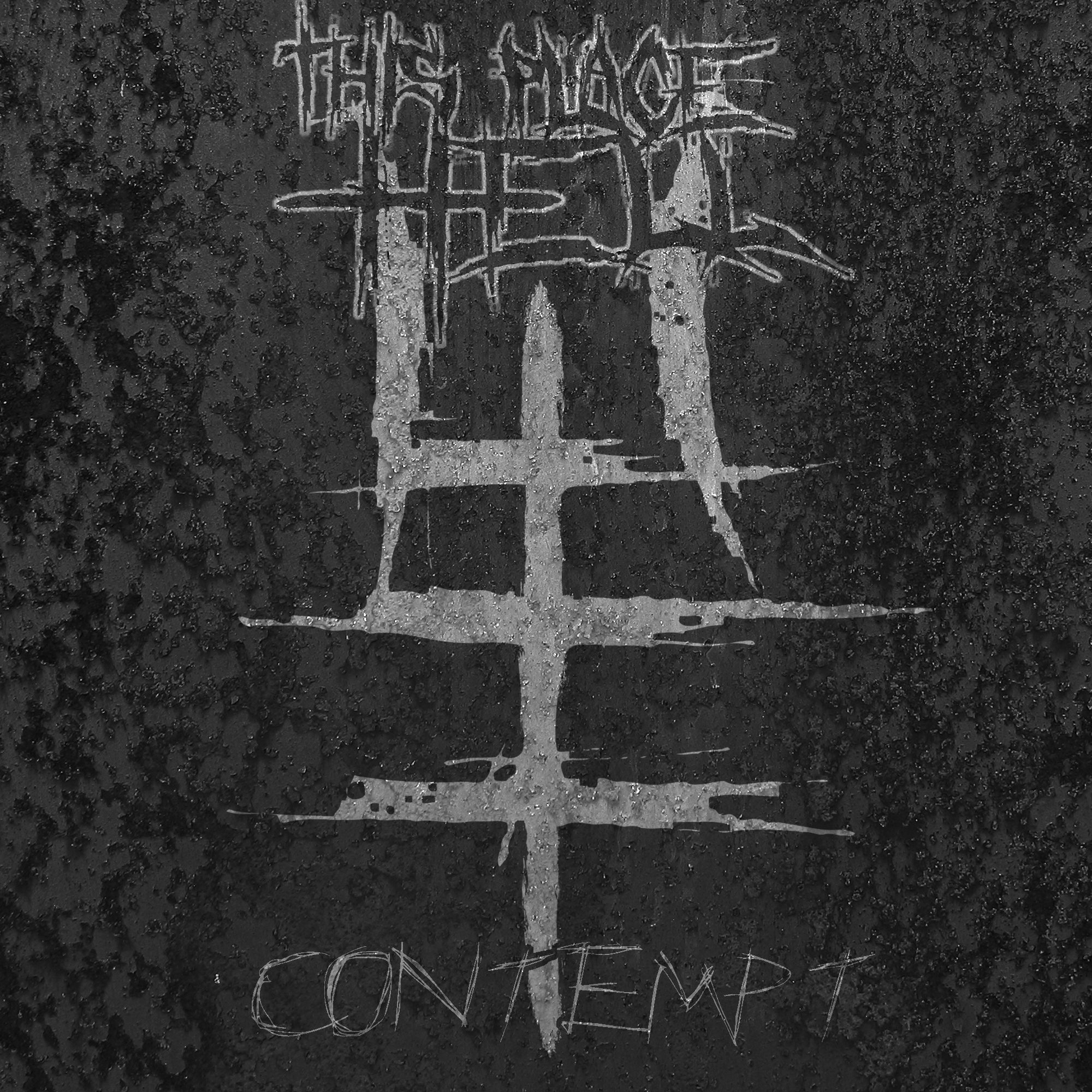 This Place Hell Contempt Cover