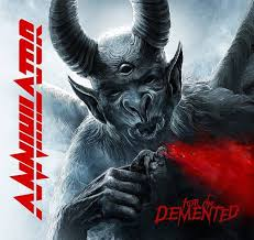 annihilator the demented