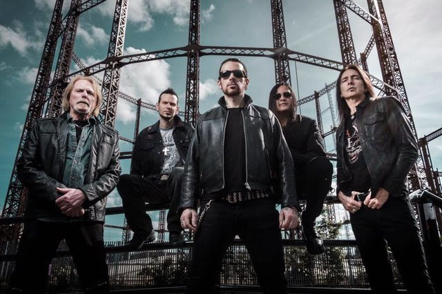 black star riders 2017