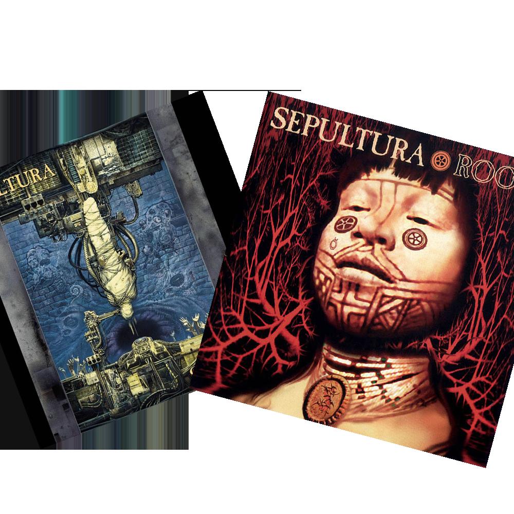 Sepultura Chaos AD : Roots