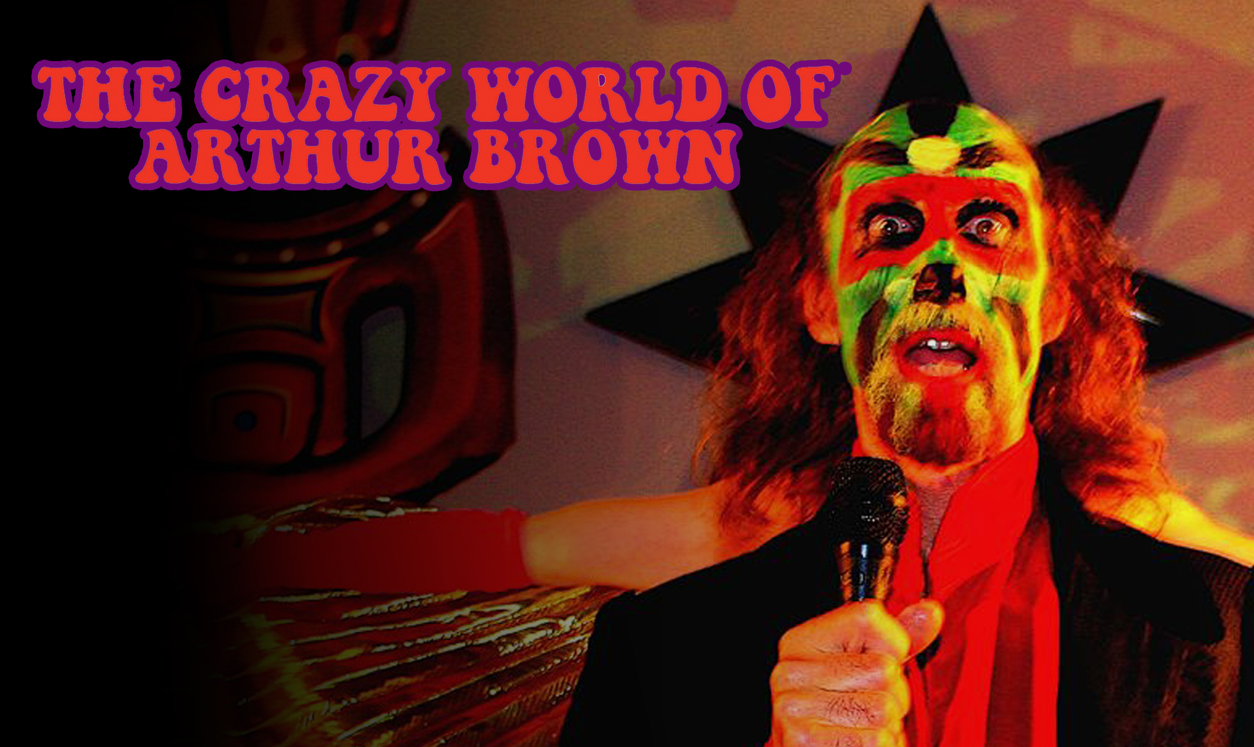 The crazy world of author brown