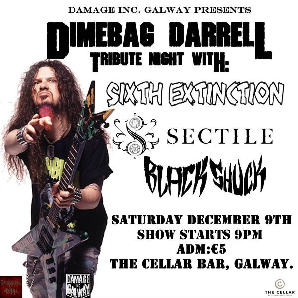 Dimebag Darrell Tribute Night