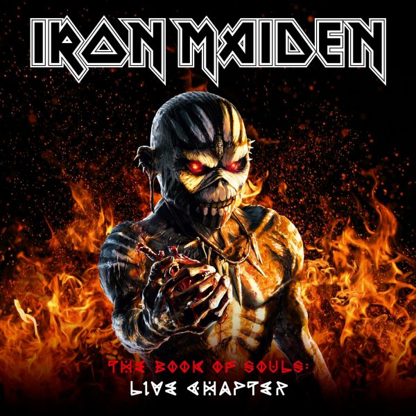 Iron Maiden The Book Of Souls - Live Chapter