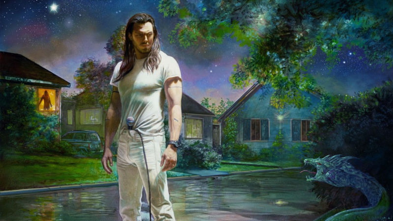 Andrew WK album cover