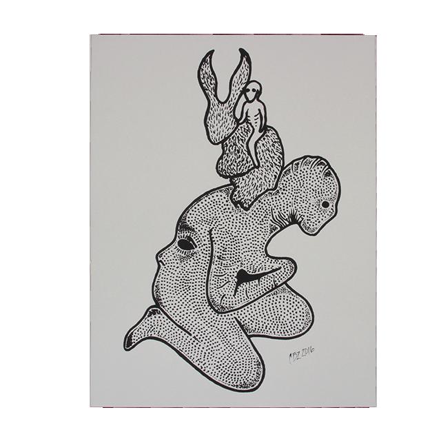 Cedric Bixler Zavala Art