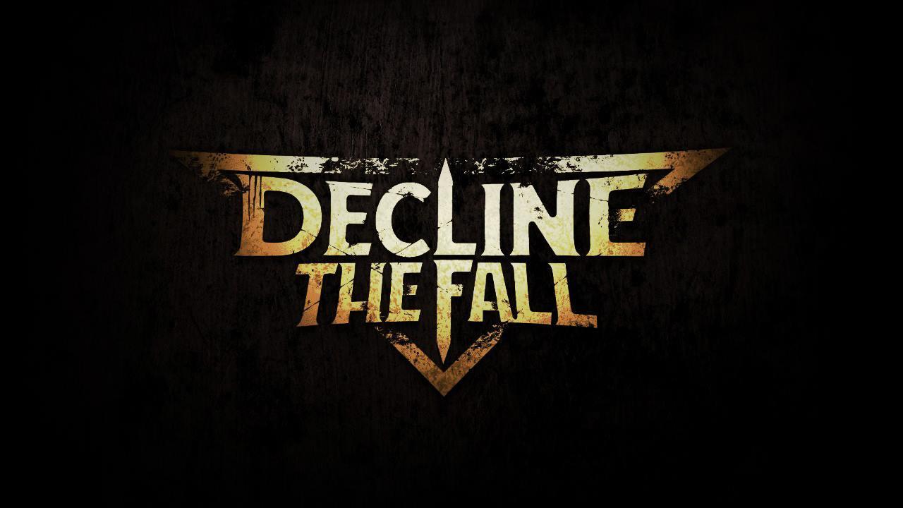 Decline The Fall Logo