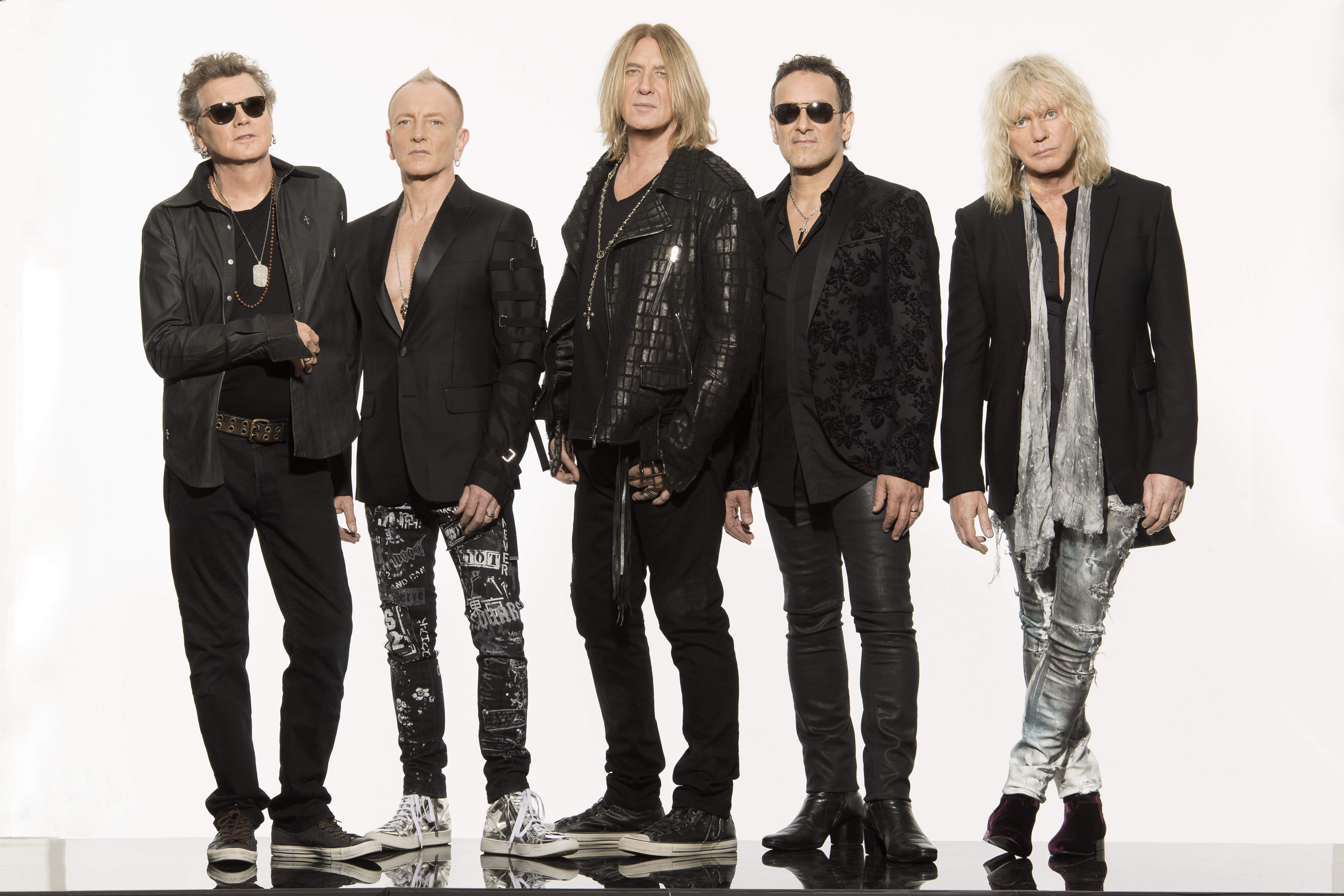 Def Leppard - press shot