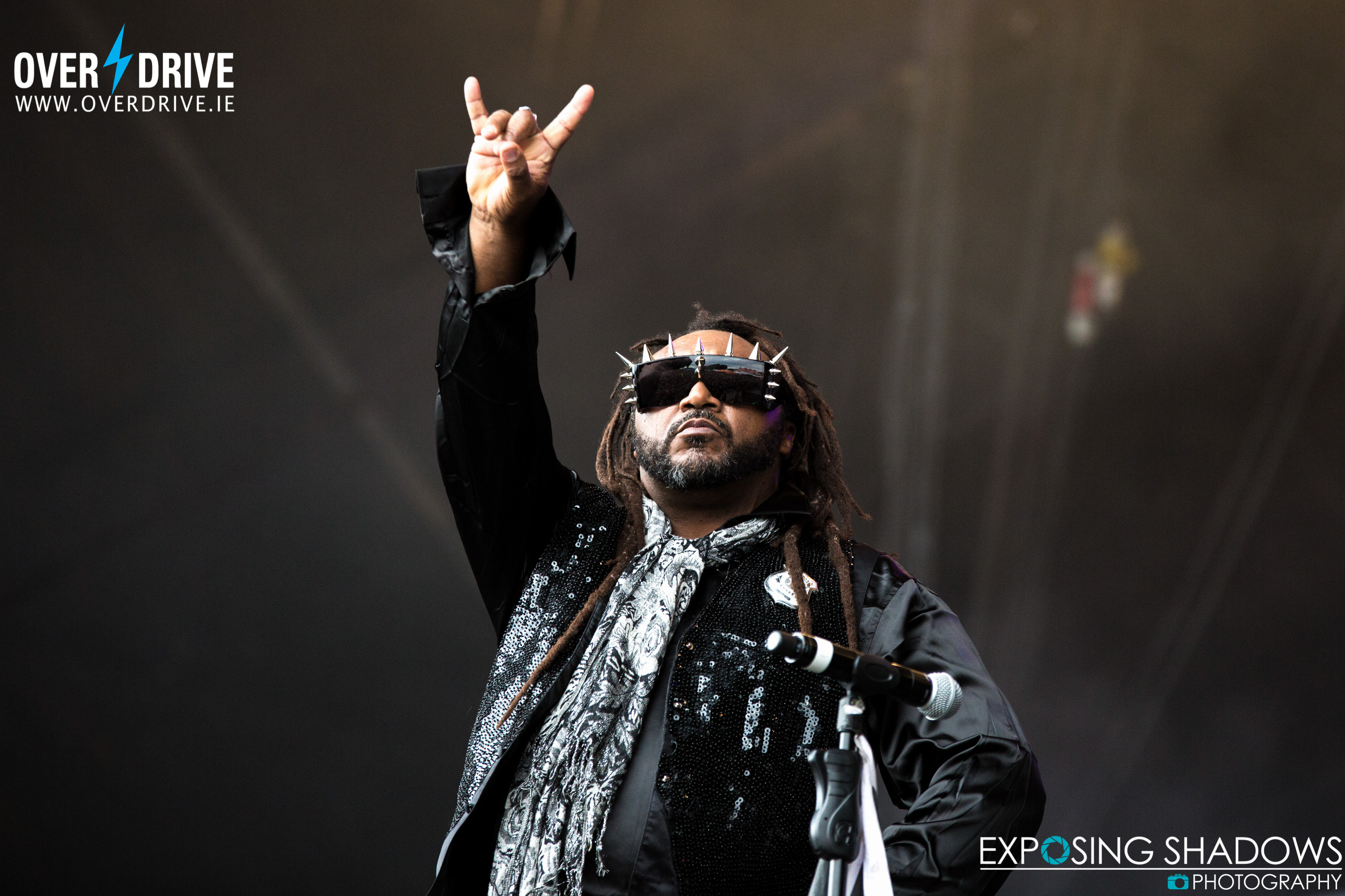 Skindred at Bloodstock 2017 - Photo - Exposing Shadows Photography, exclusively for Overdrive © 2018