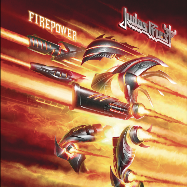 JUDAS PRIEST 'FIREPOWER'