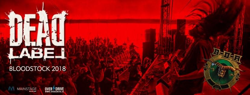DEAD LABEL 2 BLOODSTOCK
