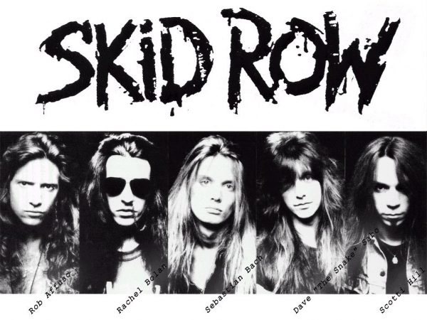 Skid Row promo