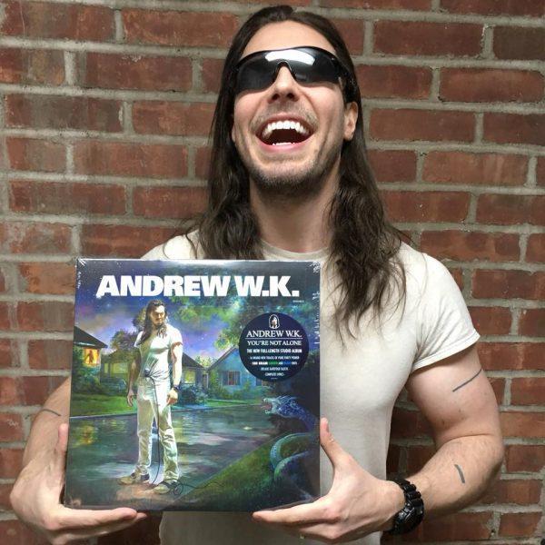 Andrew WK photo