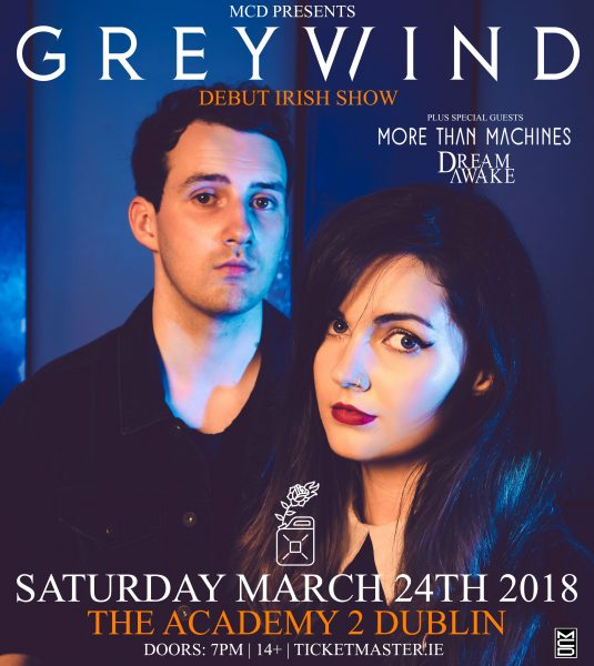 Greywind and support
