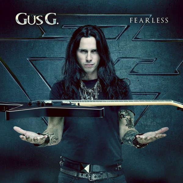 Gus G Fearless Album cover