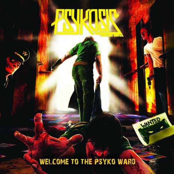 Psykosis welcome to the psyhe ward