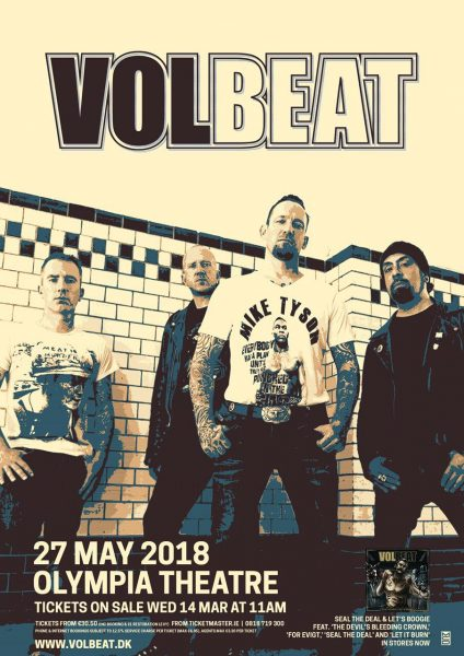 Volbeat 4