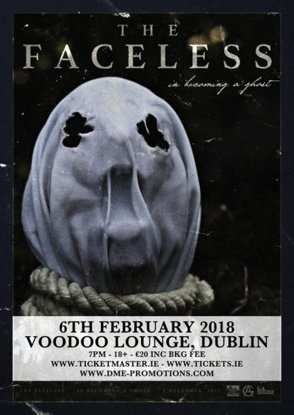 the faceless dublin