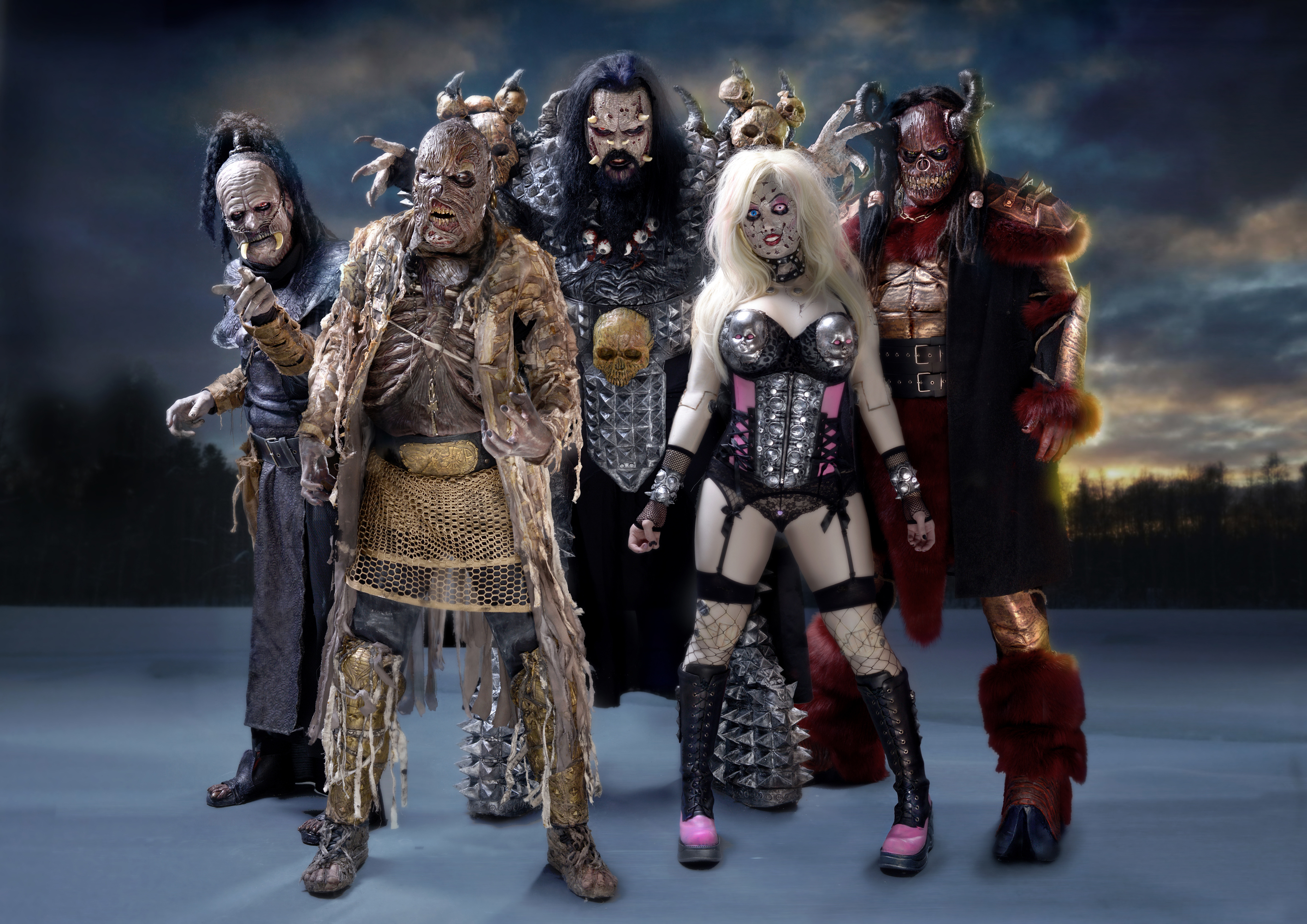 Lordi Release Their New Album Sexorcism On 25th May On