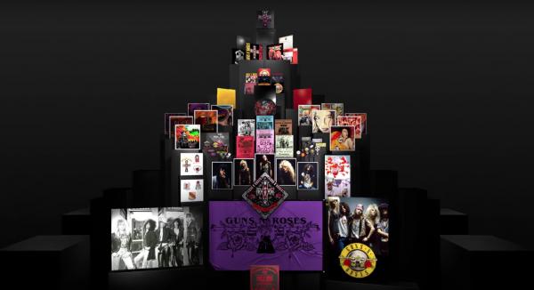 Guns n Roses box set