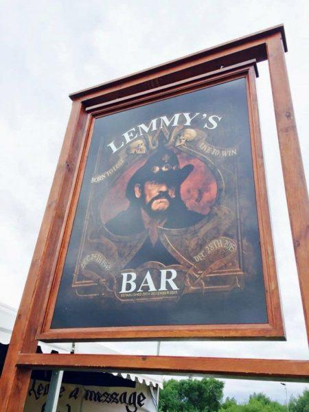 Lemmy's Bar Bloodstock