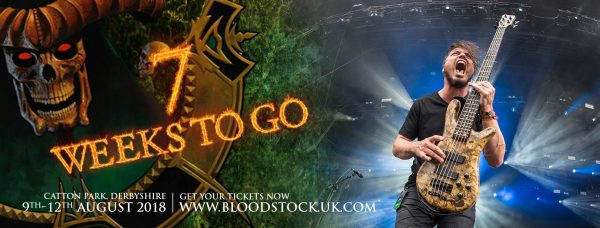 Bloodstock 7 weeks