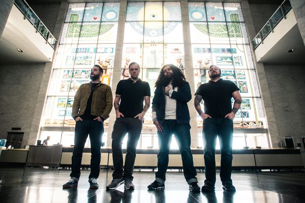 Coheed and Cambria - Main Pub 2018 - Manual Casanova - lo