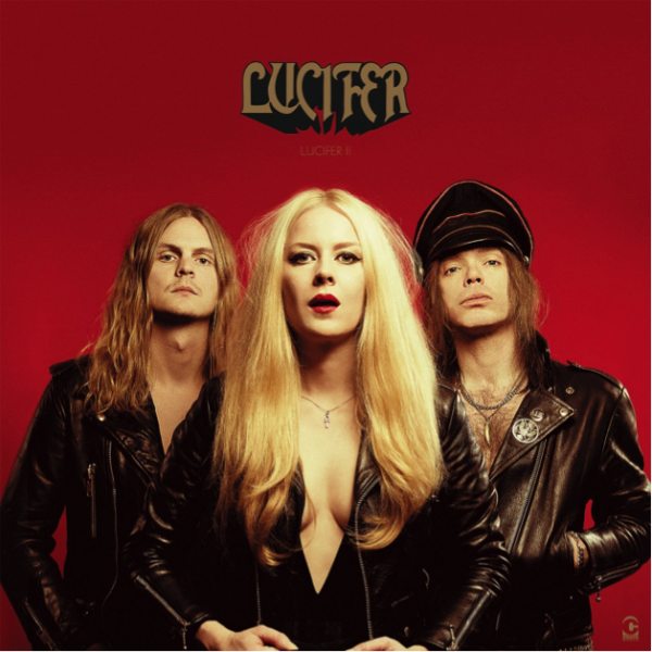 LUCIFER II Due For July 6th Release Via Century Media