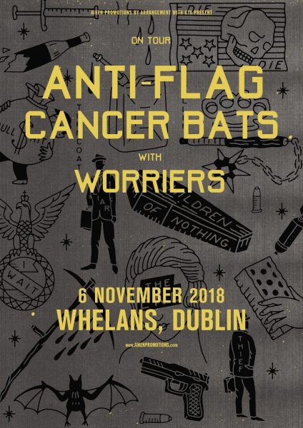 ANTI-FLAG & CANCER BATS