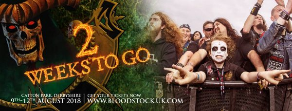 Time is running out!!! Get your Bloodstock Festival Tickets here! NOW!