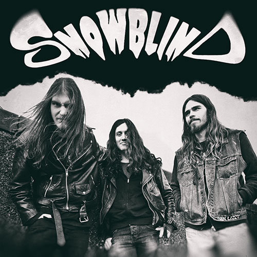 Snowblind band photo