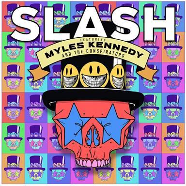 Slash, album cover