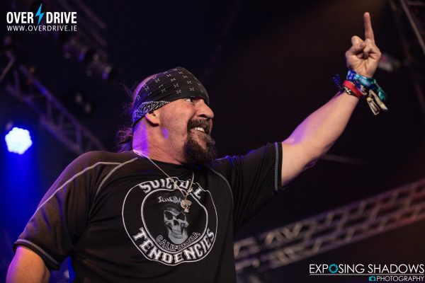 Suicidal Tendencies Bloodstock 2018