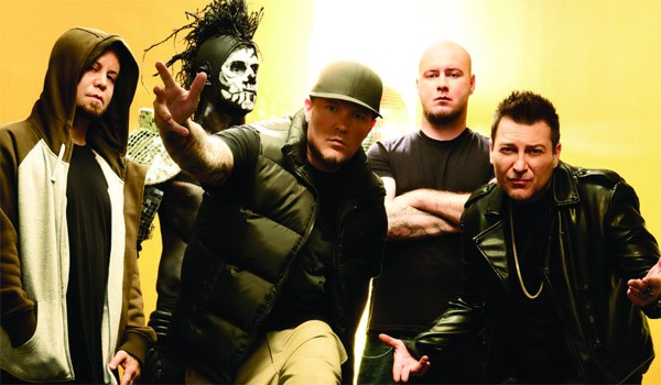 Limp Bizkit working on new album.