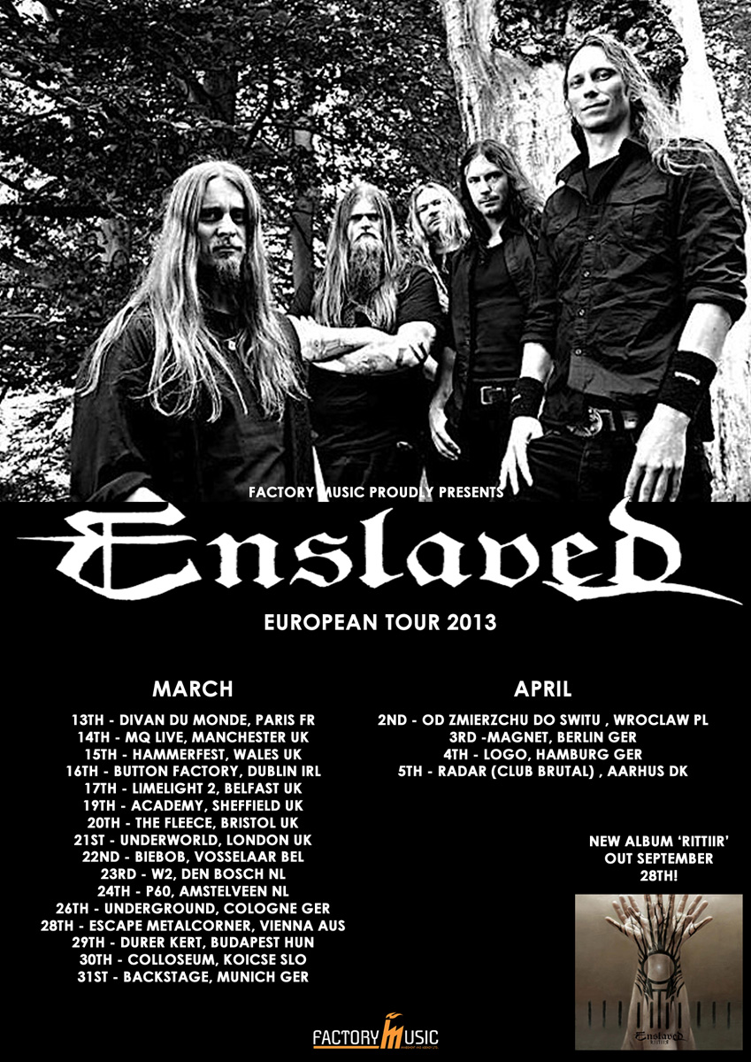 enalsved tour