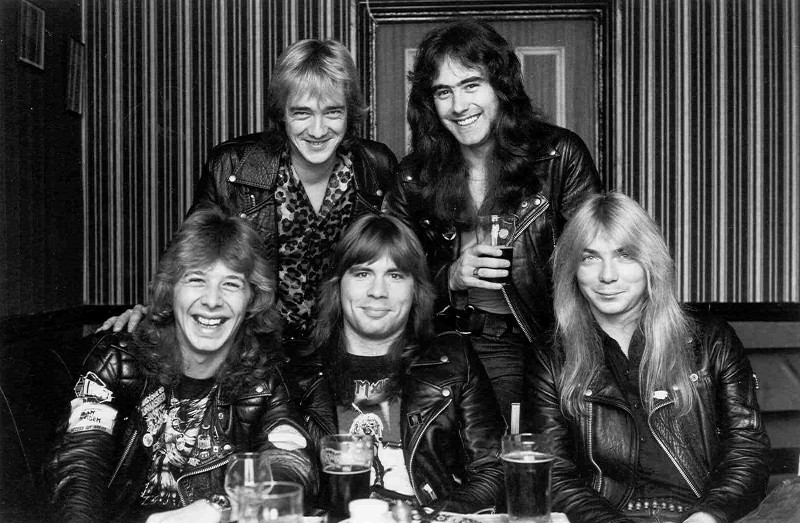 Iron Maiden Group B-W Shot_cropped800