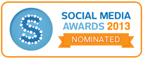 Social Media Awards Badge