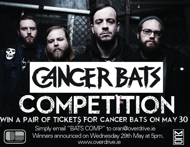 Cancer Bats Comp